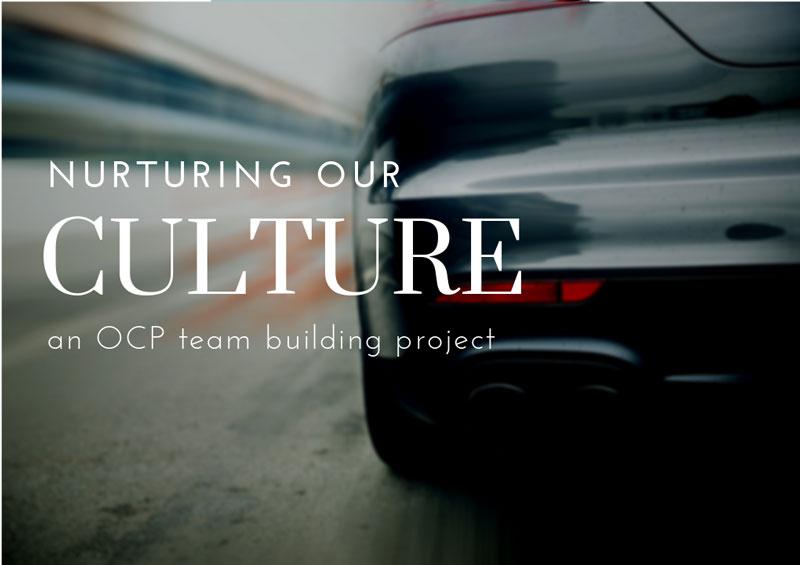 OCP Team Fundamentals