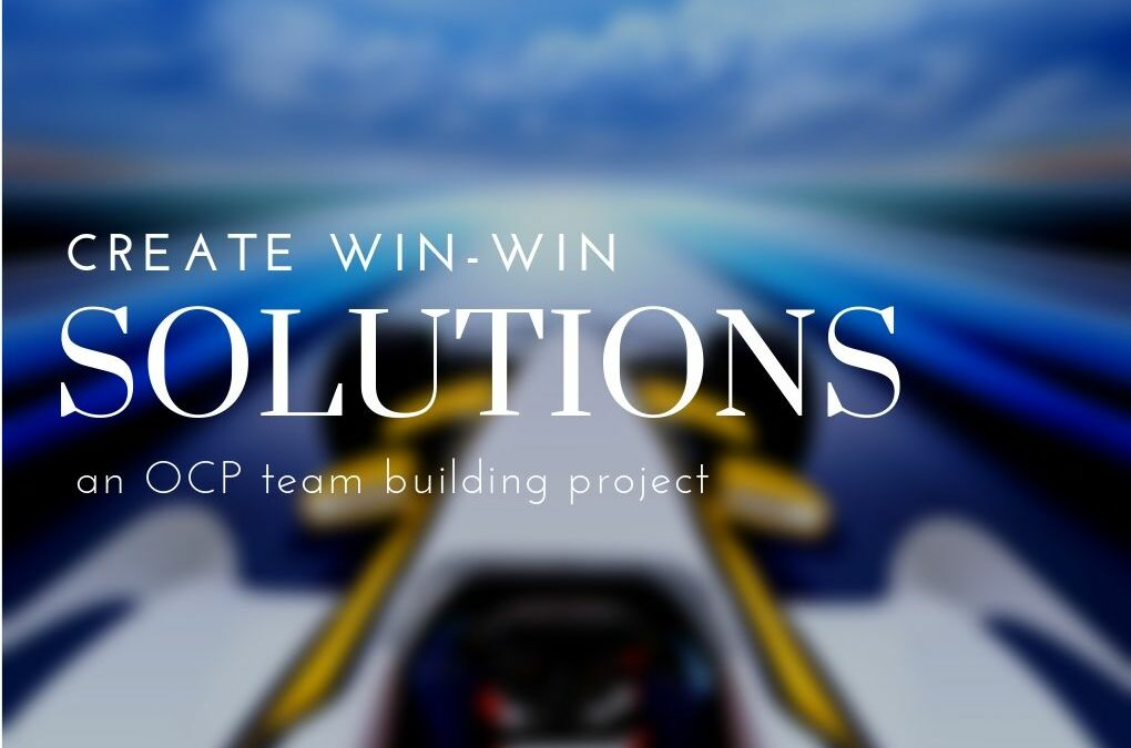 OCP Create Win-Win Solutions